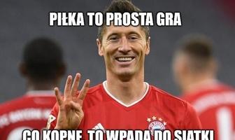 """""""Lewemu pomnik się należy!"""". Zobacz memy po wygranej Bayernu z FC Koeln"""