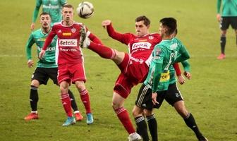 Fortuna Pucharu Polsk: Legia Warszawa - Piast Gliwice 1:2 (galeria)