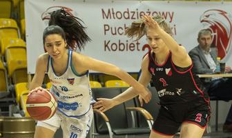 Suzuki Puchar Polski Kobiet: KS Basket 25 Bydgoszcz - SKK Polonia Warszawa 83:53 (galeria)