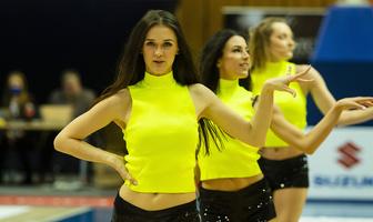 Suzuki Puchar Polski Kobiet: VBW Arka Gdynia - Pszczółka Lublin 85:81 (galeria)