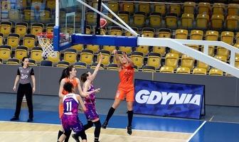 Suzuki Puchar Polski Kobiet: CCC Polkowice - KS Basket 25 Bydgoszcz 70:68 (galeria)