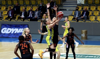 Suzuki Puchar Polski Kobiet: VBW Arka Gdynia - CCC Polkowice 69:65 (galeria)