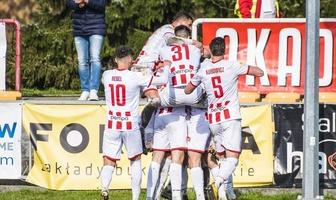 Fortuna I Liga. Resovia Rzeszów - Stomil Olsztyn 1:0 (galeria)