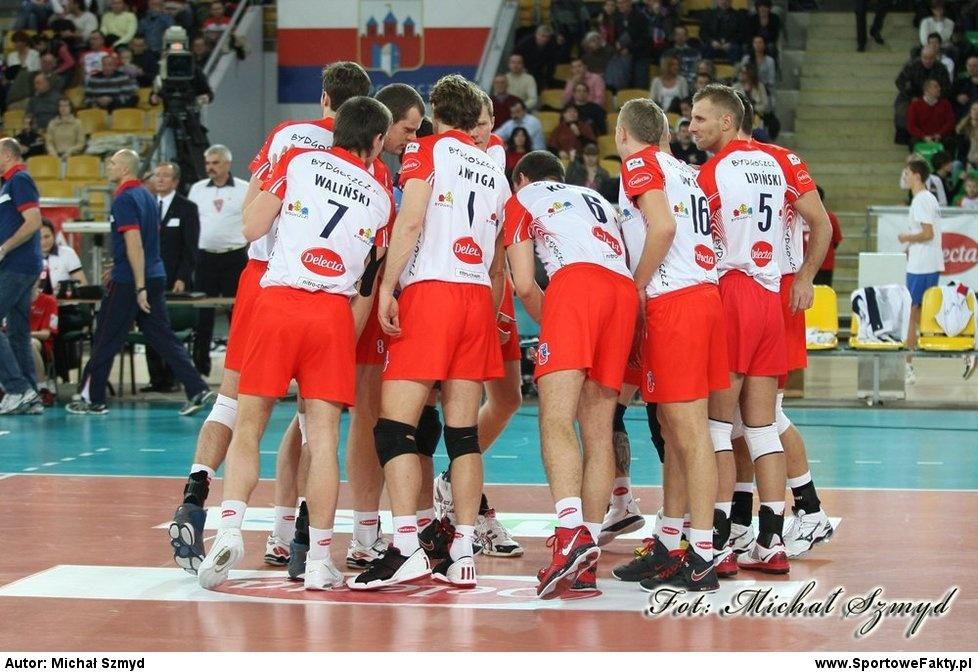 Delecta Bydgoszcz - Tytan AZS Częstochowa 3:0