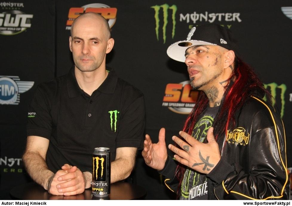 Podpisanie umowy z Monster Energy