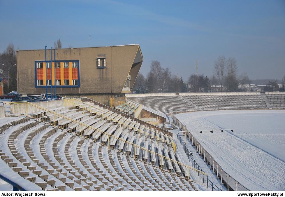 Stadion Skałka w Świętochłowicach