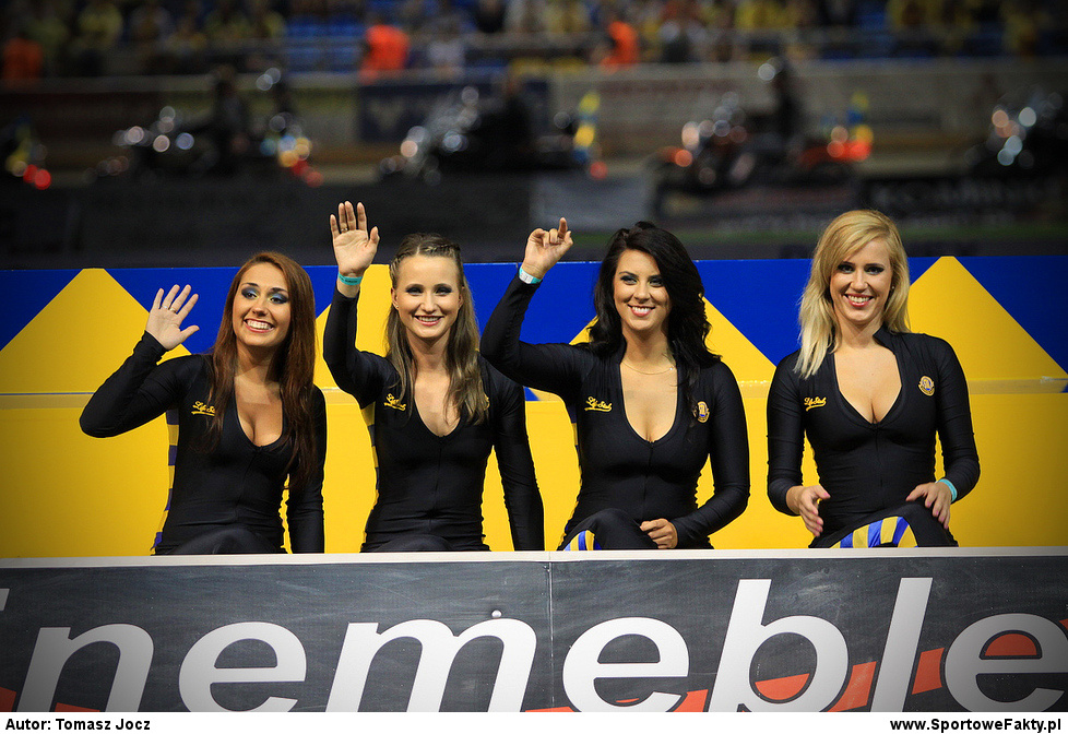 Cheerleaderki Stali Gorzów Wielkopolski