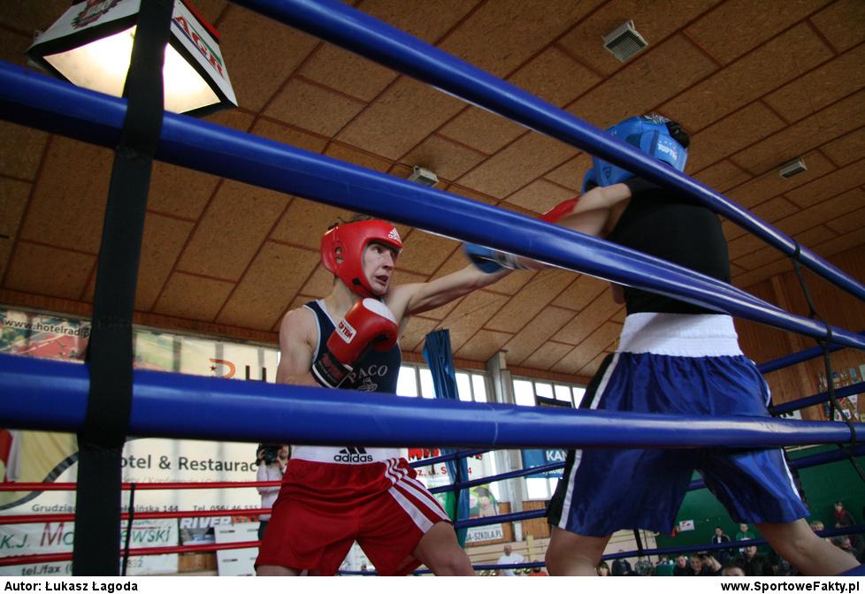 Mistrzostwa Polski Seniorek w boksie w Grudziądzu