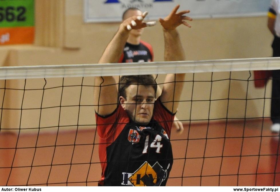 Stal AZS Nysa - KPS Jadar Siedlce 3:0 (I mecz)