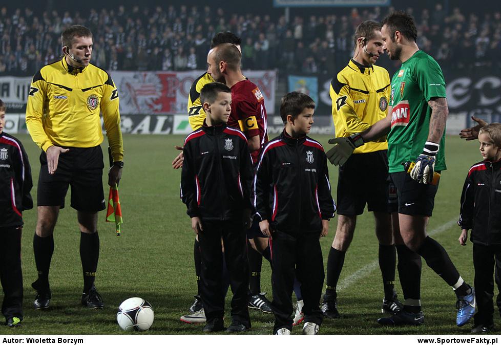 Sandecja Nowy Sącz - Pogoń Szczecin 1:0 (0:0)