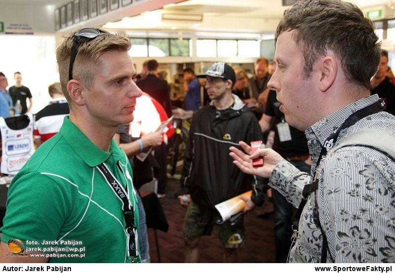 Konferencja przed Grand Prix Nowej Zelandii