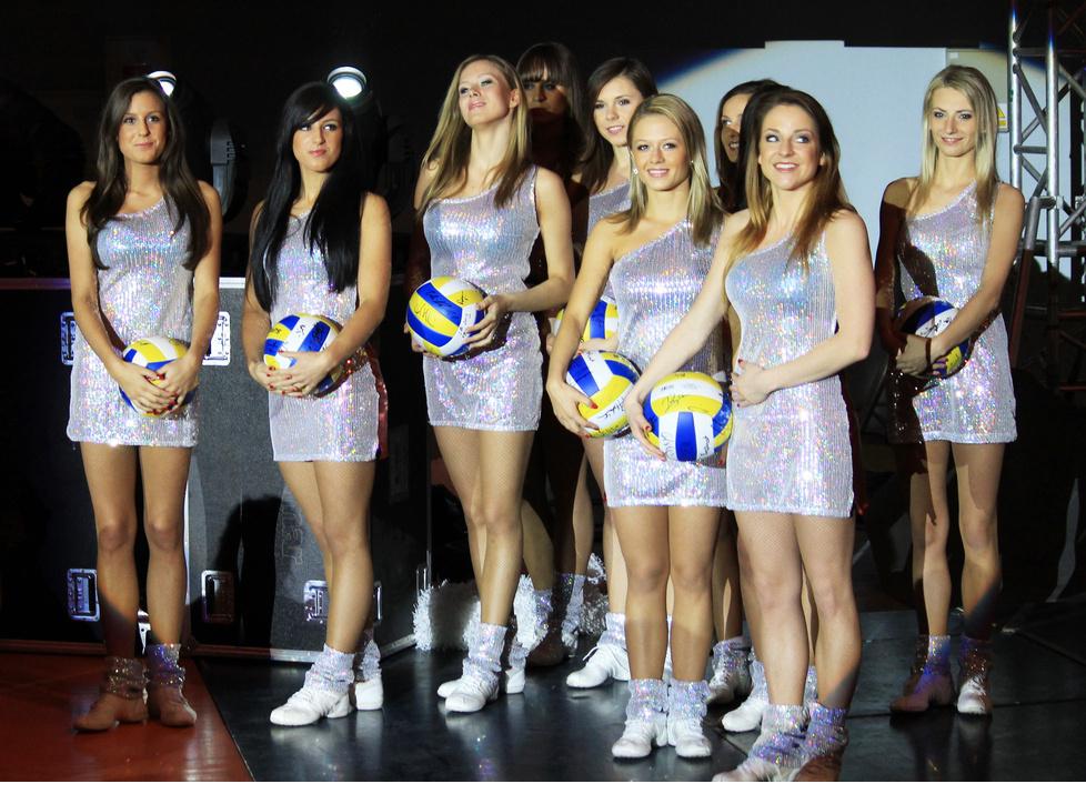 Prokom Cheerleaders w Lublinie...