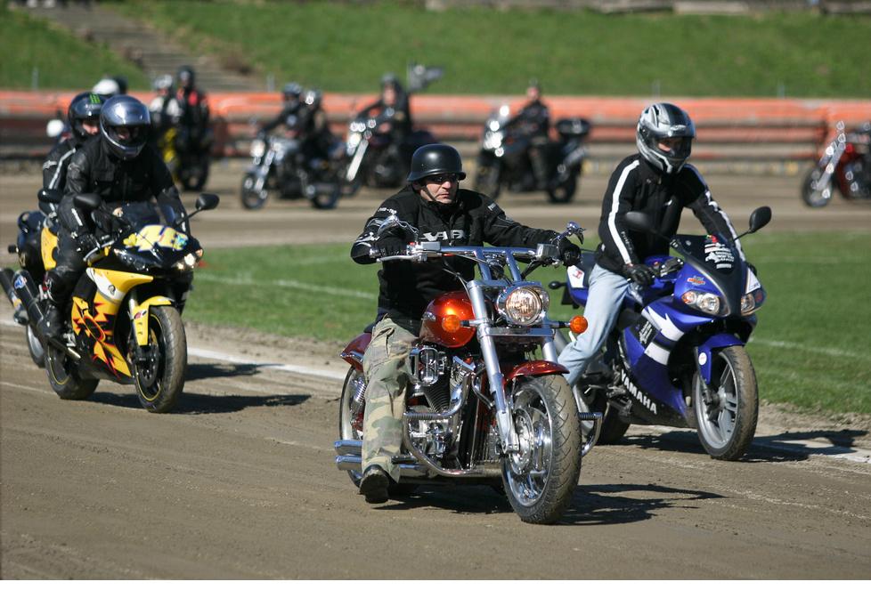 Speedway Wanda Kraków - KSM Krosno 44:45