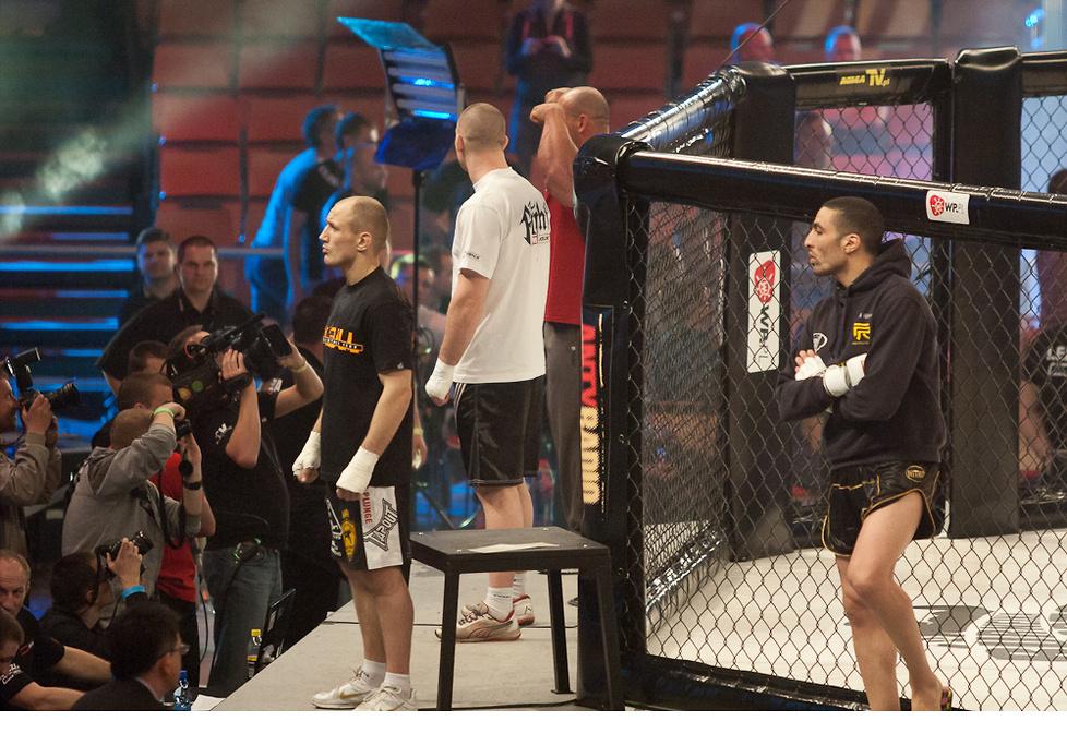 MMA Attack 2 - Katowice Spodek 27.04.2012