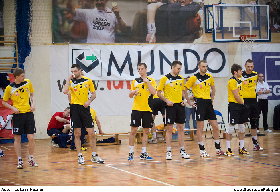 MKS Cuprum MUNDO Lubin - AZS Stal Nysa 3:0