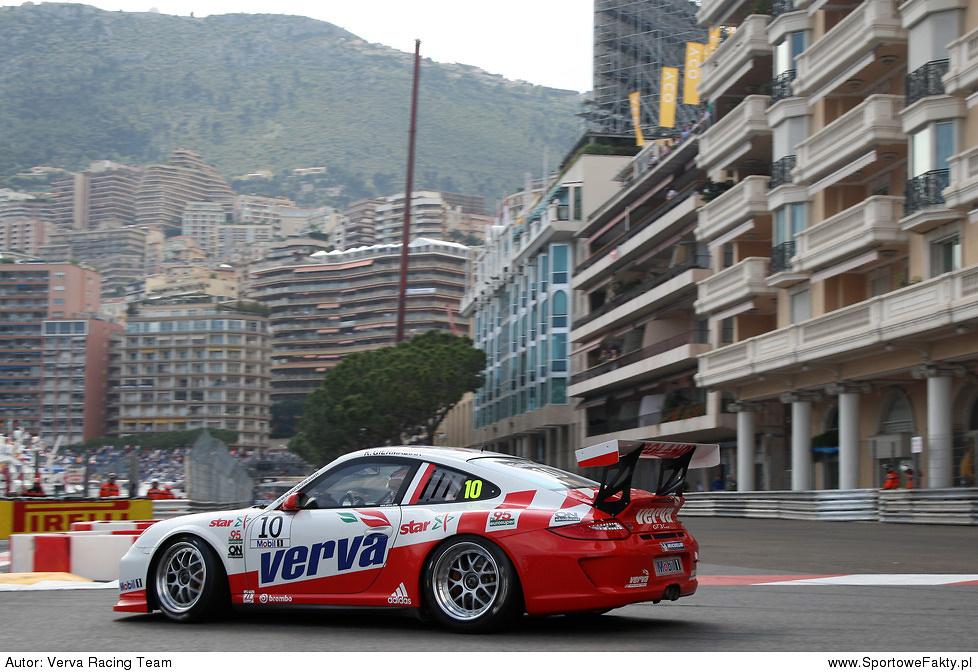 Verva Racing w Monako