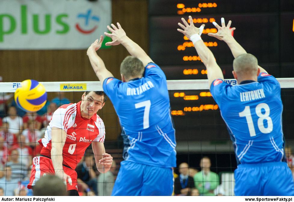 LŚ: Polska - Finlandia 3:0