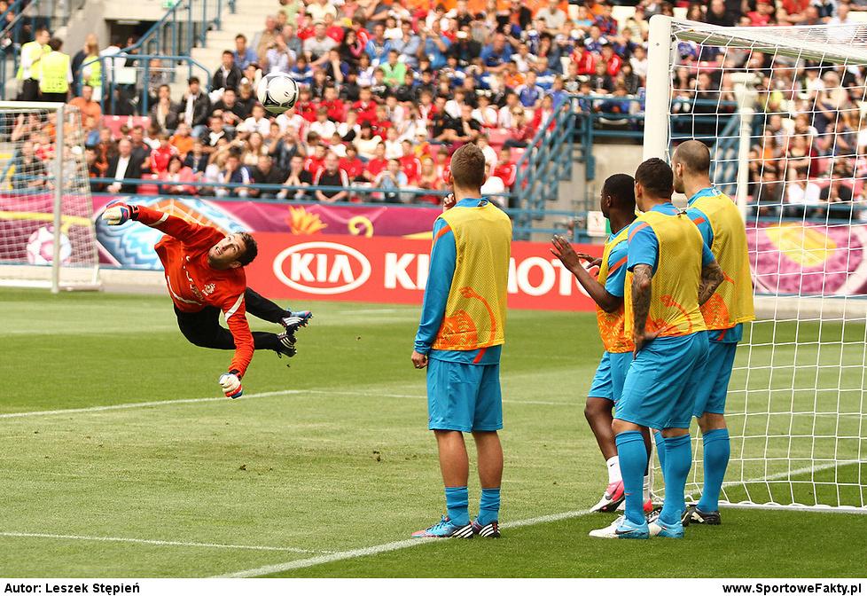Najlepsze zdjęcia Euro 2012