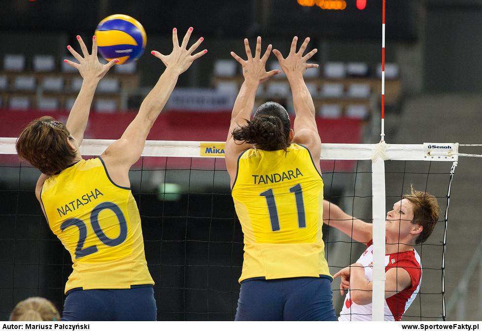 Polska - Brazylia 2:3