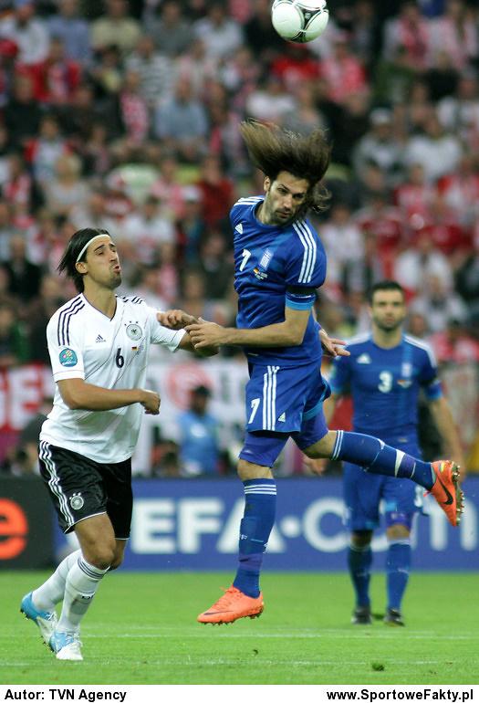 Niemcy - Grecja 4:2 cz. 2
