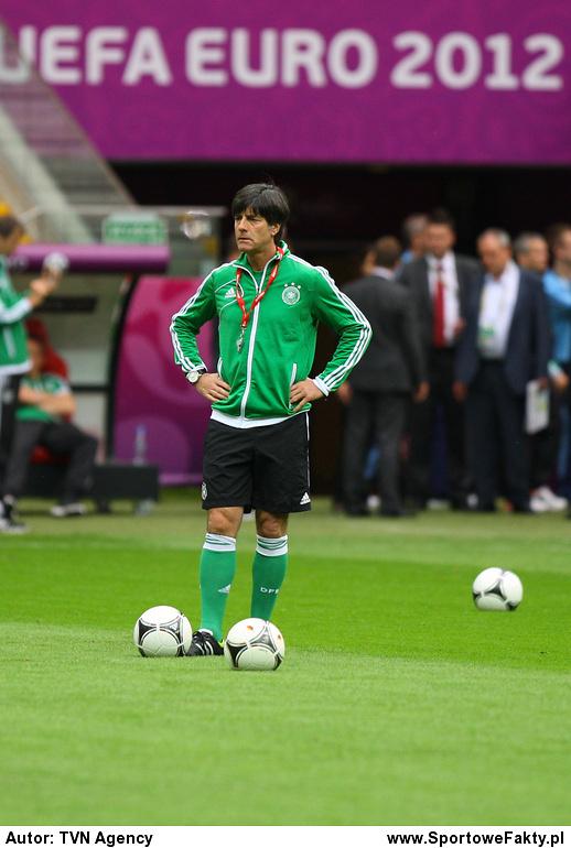 Trening reprezentacji Niemiec na Stadionie Narodowym