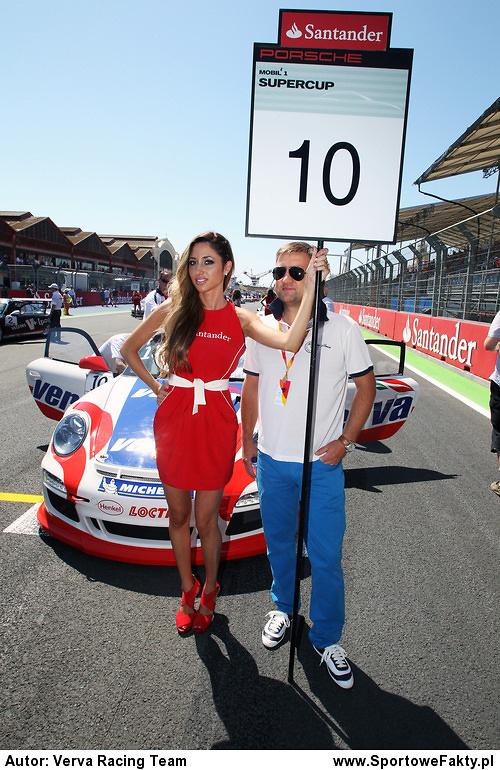 Verva Racing Team w GP Europy w Walencji