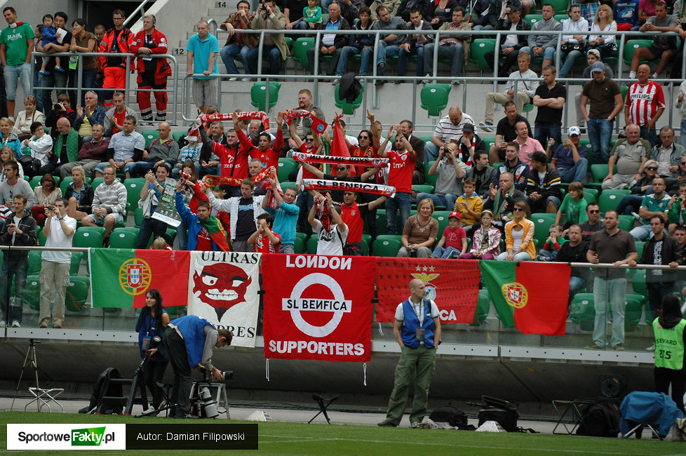 Polish Masters: PSV Eindhoven - Benfica Lisbona 3:1