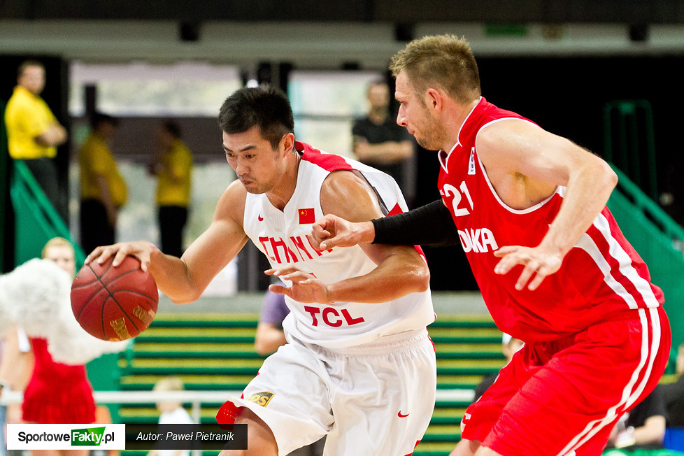 Polska - Chiny 81:79