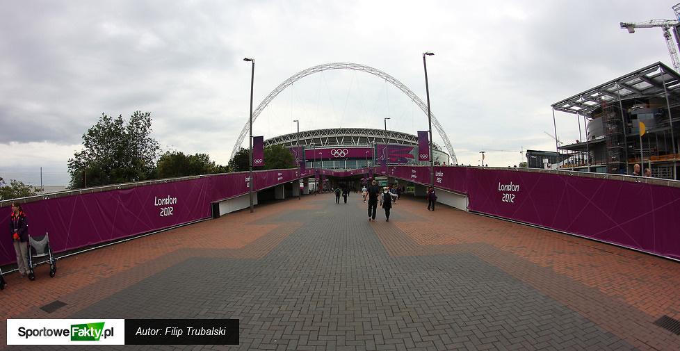 Angielskie stadiony: Wembley