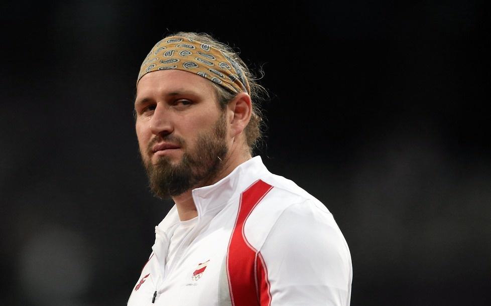 Złoty medal Tomasza Majewskiego