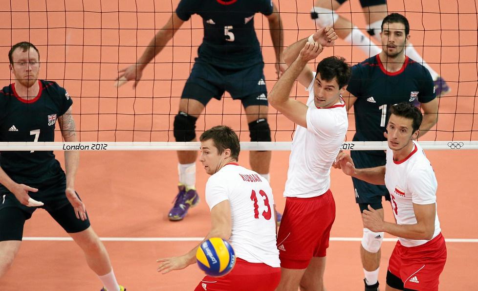 Polska - Wielka Brytania 3:0