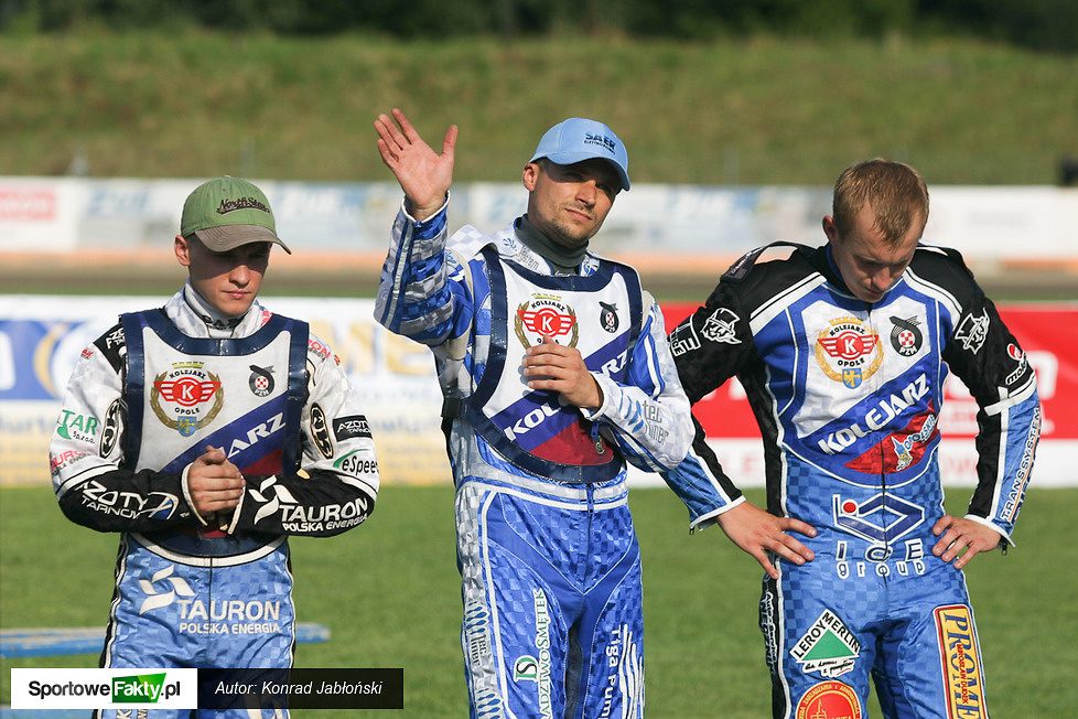 Speedway Wanda Kraków - Kolejarz Opole 43:47
