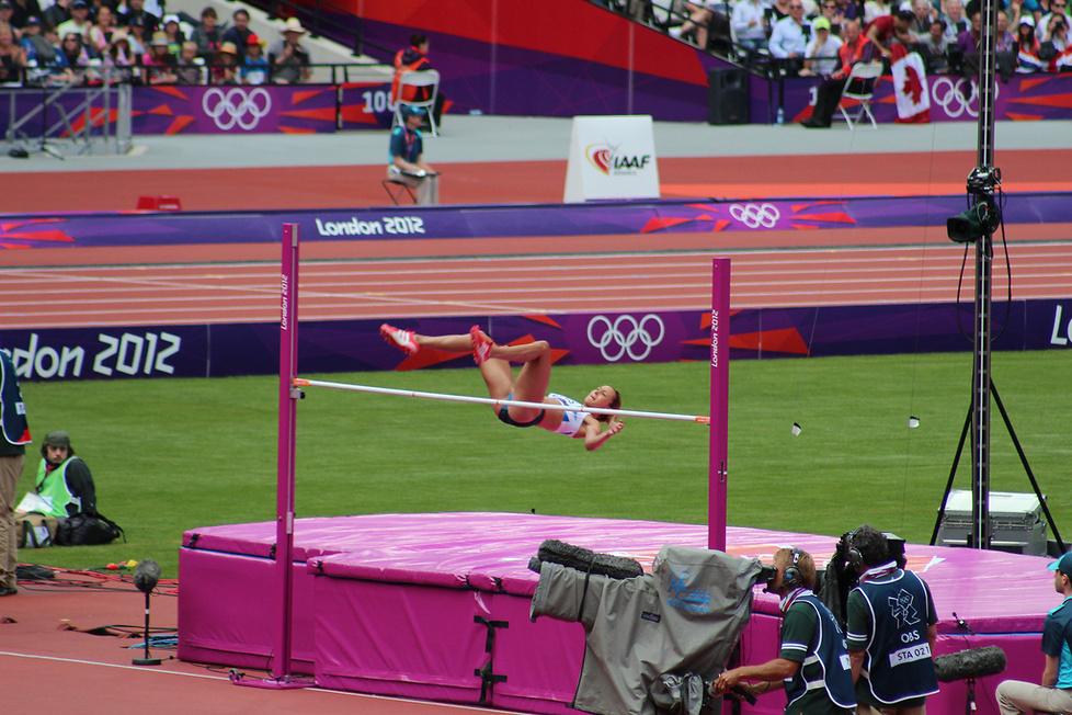 Lekkoatletyka na IO w Londynie