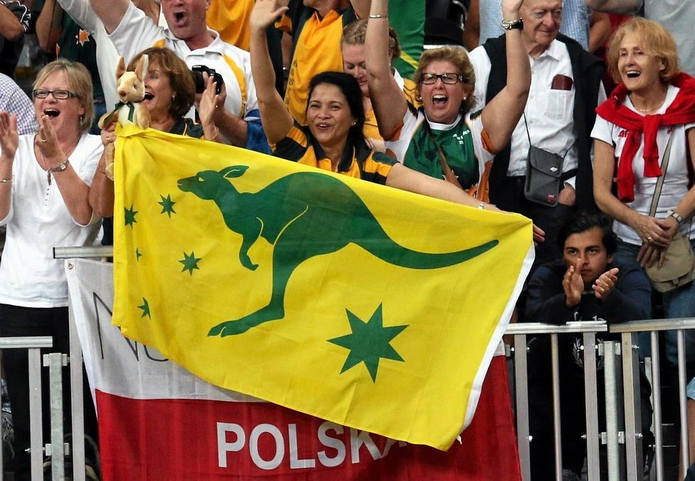 Polska - Australia 1:3