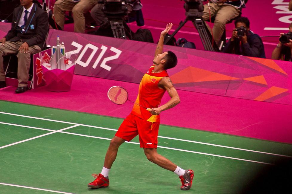 Badminton na IO w Londynie
