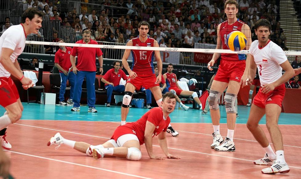 Polska - Rosja 0:3