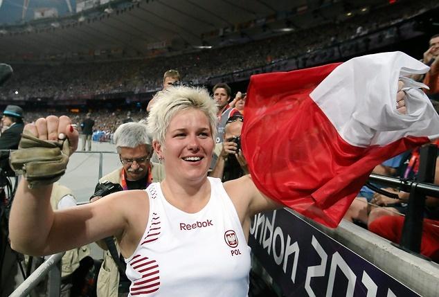 Anita Włodarczyk jako jedyna reprezentantka Polski powtórzyła w Zurychu swój sukces z poprzednich ME 2012 w Helsinkach