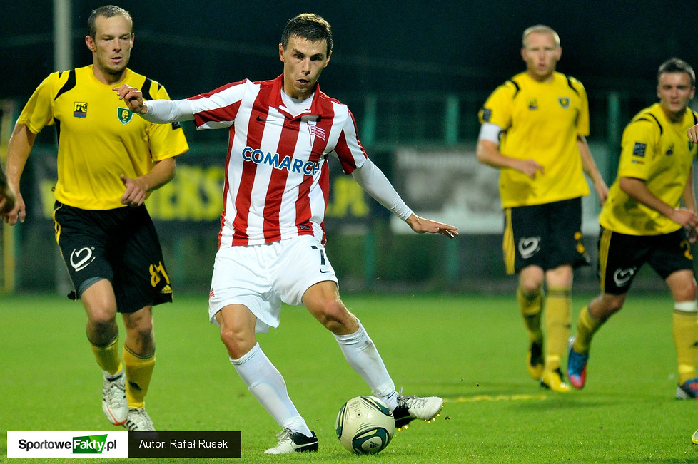 GKS Katowice - Cracovia Kraków 1:1