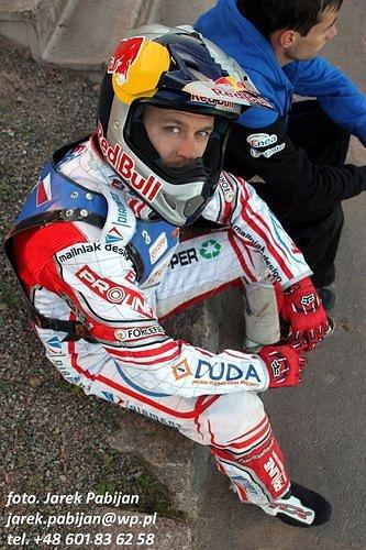 Jarosław Hampel może rozpocząć przygotowania do kolejnego sezonu w Grand Prix
