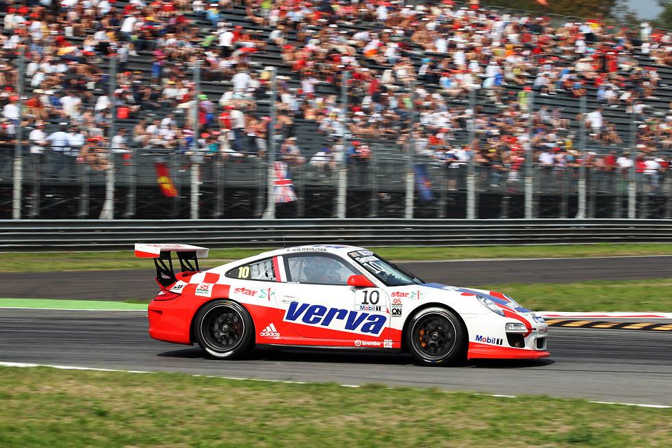 VERVA Racing Team na Monza