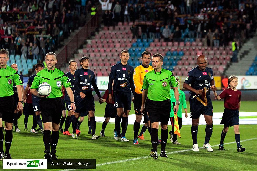 Pogoń Szczecin - Wisła Kraków 2:0
