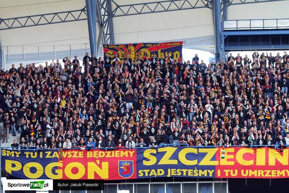 Lech Poznań - Pogoń Szczecin 1:1