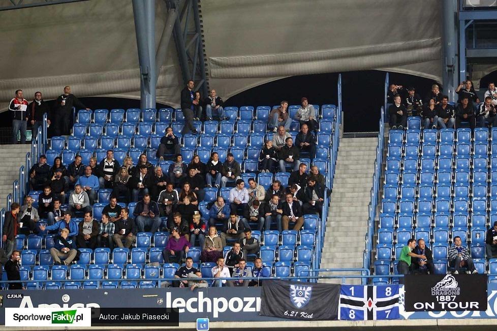 Kibice HSV Hamburg...