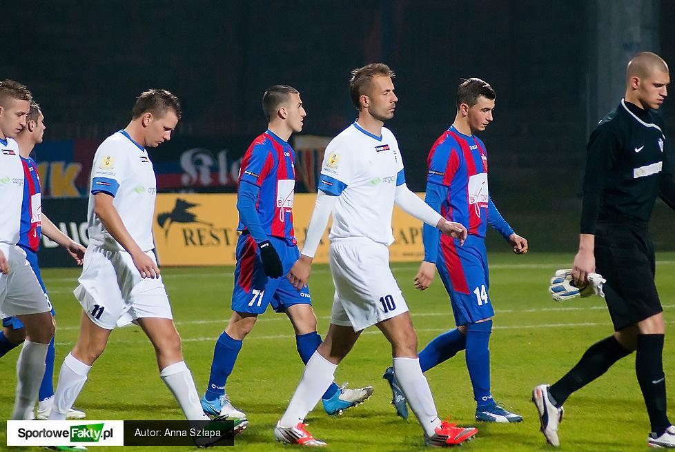 Polonia Bytom - Kolejarz Stróże 0:1