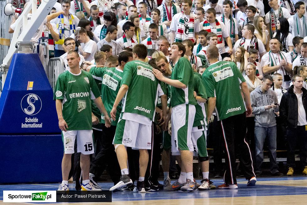 Legia Warszawa - TS WISŁA Kraków 80:59