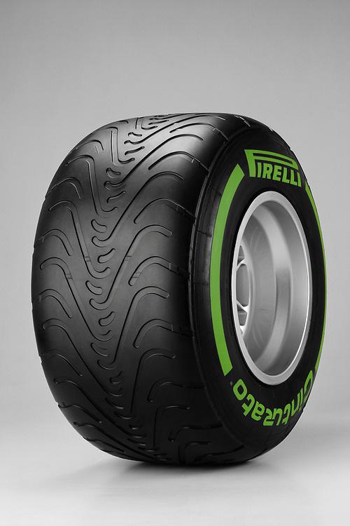 Opony Pirelli na sezon 2013