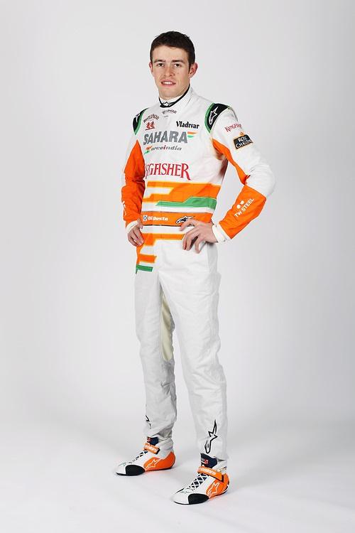 Prezentacja nowego bolidu Force India VJM06
