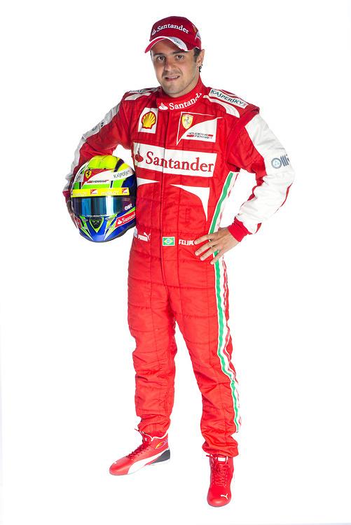 Prezentacja nowego bolidu Ferrari F138