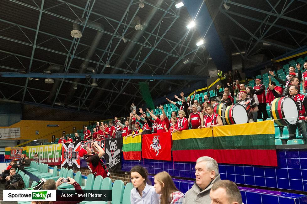 PGE Turów Zgorzelec - Lietuvos Rytas Wilno 86:78