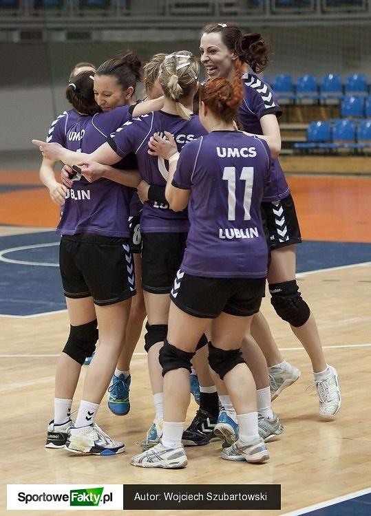 AZS UMCS Lublin - Sparta Oborniki 21:20